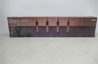 Artika MTN4L-HD1 Milton 4-Pendant Incandescent