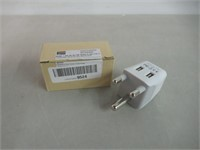 South Africa, Botswana Travel Adapter Plug by