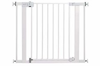 Safety 1st Auto Close Walk Thru Gate - White