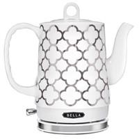 BELLA 14522 Cordless Electric Ceramic Kettle,