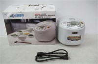 Zojirushi NS-YAC18 Umami Micom Rice Cooker and