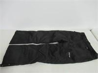 Arctix Men's Large Classic Snow Ski Pants, Black