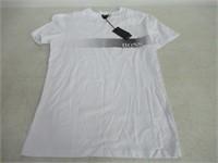 Hugo Boss BOSS Men's Small T-Shirt RN, Open White