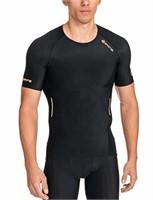 Skins Men's Medium A400 Short Sleeve Compression