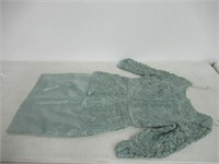 Adrianna Papell Women's Size 8 3/4 Sleeve Lace