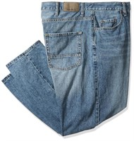 Nautica Men's 54Wx30L Big-Tall Relaxed Fit Jean,