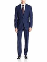 Perry Ellis Men's 42 Regular Slim Fit Suit with