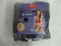 Hanes Women's Size 5-9/Sock Size 9-11 Comfort