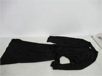 N Natori Women's 3XL Plus-Size Congo Robe, Black
