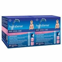 (2) hydraSense Easydose Single-Use Vials for