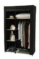 Homebi Clothes Closet Portable Wardrobe Durable