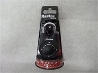 Master Lock 1500iD Speed Dial Combination Lock,
