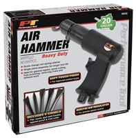 Performance Tool M668 Heavy Duty Air Hammer with 5