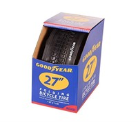 """Goodyear Kent 91063 Road 27"""" X 1-1/4 Black Tire"""