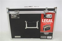 Vaultz Locking Personal File Tote for Legal Size