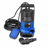 Neiko 50637 Submersible Water Pump with Float
