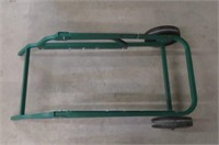 """""""As Is"""" Greenlee 9510 Deluxe A-Frame Wire Cart"""