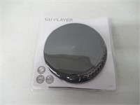 GPX PC101B Portable CD Player with Stereo Earbuds