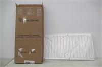 WALMP Wall Control 30-P-3232W Metal Pegboard Pack,