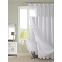 Dainty Home CSCDLWH Waffle Complete Shower