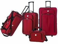 Travelers Club Luggage EVA12704600 Euro Value II