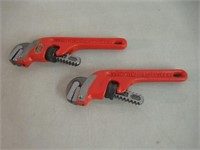 Ridgid Tools 31050 6-Inch Heavy-Duty End Pipe