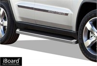 iBoard Running Boards Style Custom Fit 2011-2018