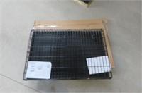 AmazonBasics Single-Door Folding Metal Dog Crate
