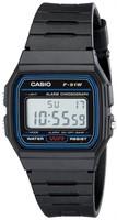 Casio Men's Classic Black Resin Strap Watch