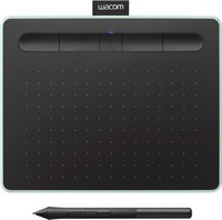 Wacom Intuos Wireless Graphic Tablet with 3 Bonus