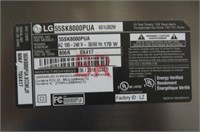 """""""As Is"""" LG Electronics 55SK8000 55-Inch 4K Ultra"""
