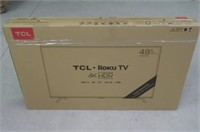 TCL 49S425-CA 4K Ultra HD Smart LED Television