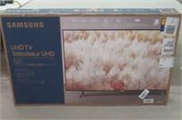 """Samsung UN58NU7100FXZC 58"""" 4K Ultra HD Smart LED"""