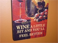 Light Up Your Wall & Life with Wine