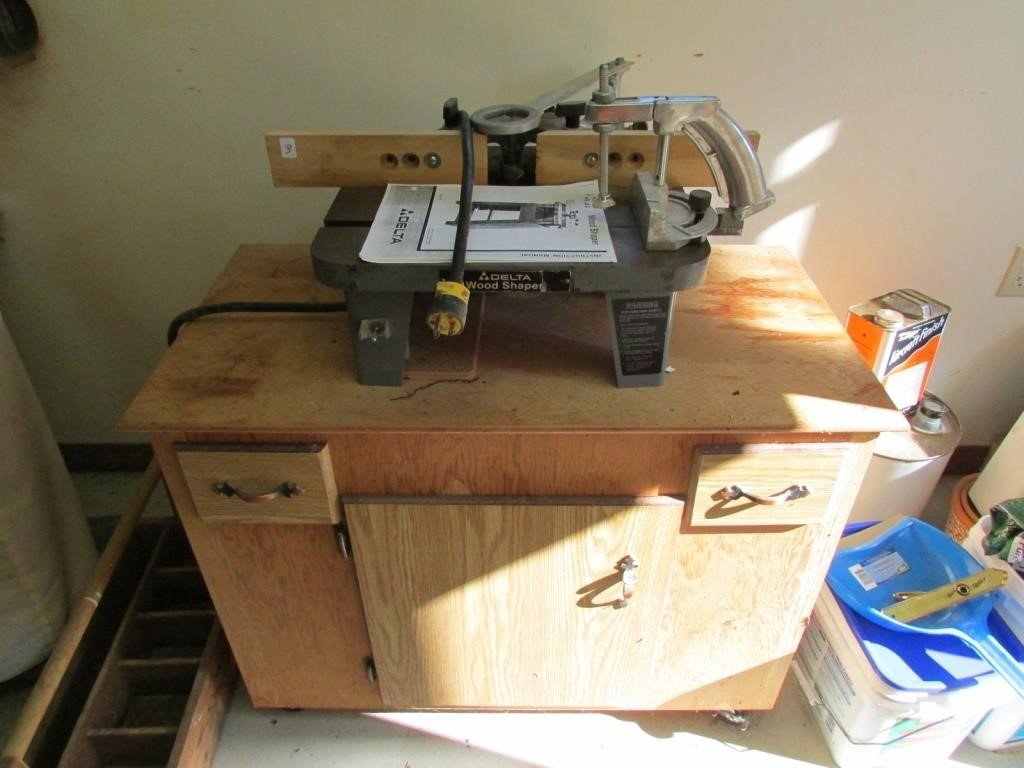 83 lots | woodworking equipment | hibid auctions | ontario
