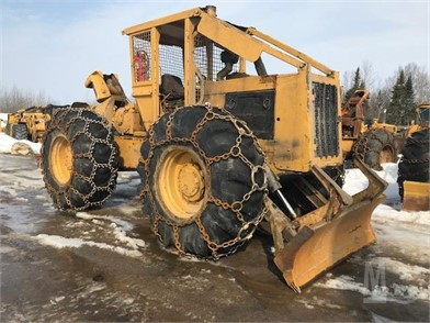 CATERPILLAR 518 For Sale - 22 Listings | MarketBook ca - Page 1 of 1