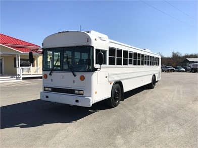BLUEBIRD ALL AMERICAN Passenger Bus For Sale - 18 Listings