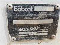 Bobcat 231 Mini-Excavator