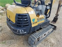 Vermeer CX218 Mini Excavator