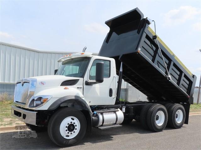 2020 INTERNATIONAL HV For Sale In San Angelo, Texas | TruckPaper com
