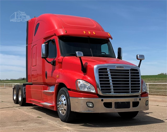 2014 FREIGHTLINER CASCADIA 125 For Sale In Oklahoma City
