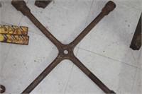 Large Lug Wrench