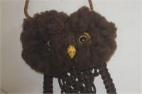 Hanging Owl Decor