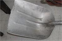 Aluminum Scoop