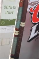 3 Pool Sticks