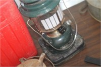 2 Coleman Lanterns, One in Case