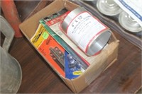 Box of Various Hardware