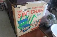 Vintage 3 in 1 Chair