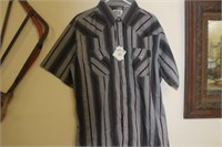 New ELY Western Shirt,Small