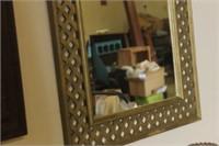 Framed Mirror,24x30